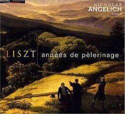Années de pélerinage 1ère année suisse s 160 : au bord d'une source - NICHOLAS ANGELICH