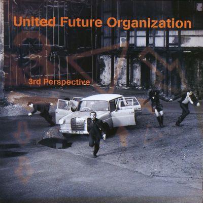 "Pochette de l'album ""3rd perspective"" par United Future Organization"
