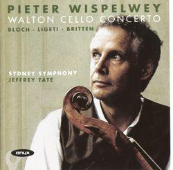 Passacaglia pour violoncelle - Pieter Wispelwey