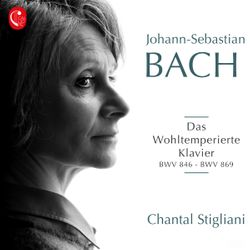Le clavier bien tempéré Livre I : Prélude n°10 en mi min BWV 855 - CHANTAL STIGLIANI