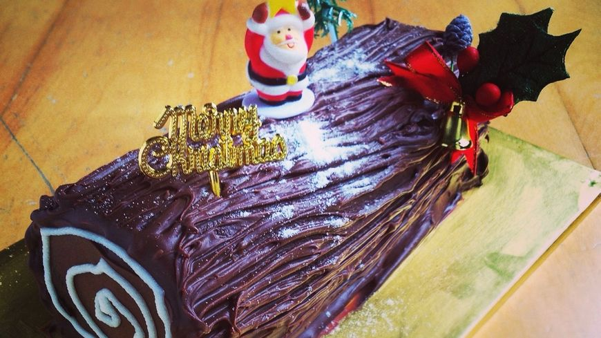Marre de la traditionnelle bûche de Noël ?