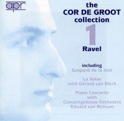 Gaspard de la nuit : Ondine - pour piano - COR DE GROOT