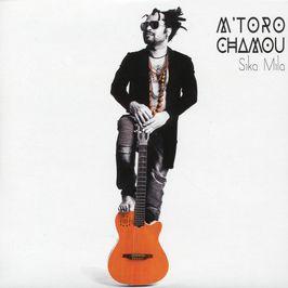 """Pochette de l'album """"Sika mila"""" par M'Toro Chamou"""