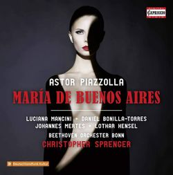 Maria de Buenos Aires : Fuga y misterio (1ère partie) (instrumental) - MARISKA VAN DER SANDE