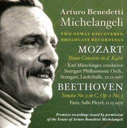 Sonate pour piano n°3 en Ut Maj op 2 n°3 : 4. Allegro assai - ARTURO BENEDETTI-MICHELANGELI