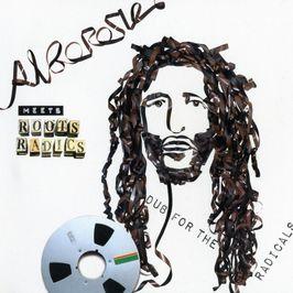 """Pochette de l'album """"Alborosie meets roots radics: dub for the radicals"""" par Alborosie"""
