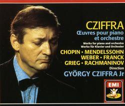 Concerto n°2 en ut min op 18 pour piano et orchestre : Allegro scherzando - GEORGES CZIFFRA