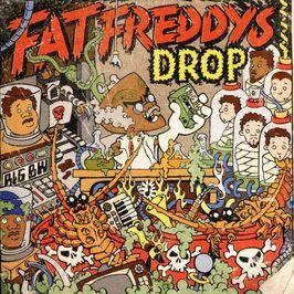 """Pochette de l'album """"Dr. Boondigga & the big BW"""" par Fat Freddys Drop"""