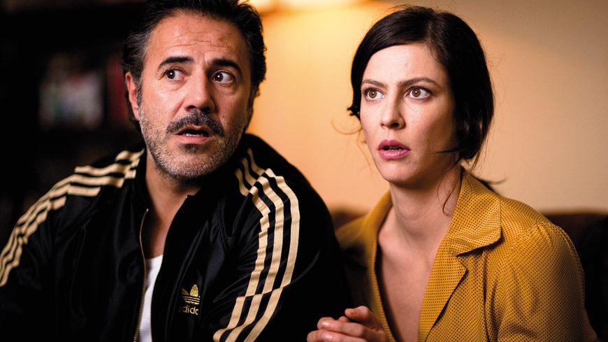 José Garcia & Anna Mouglalis étaient dans l'Hérault pour le tournage de Chez Gino