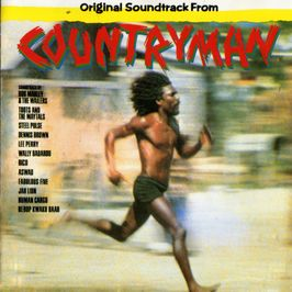 "Pochette de l'album ""Original soundtrack from Countryman"" par Bob Marley"