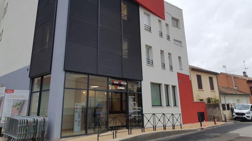 Une Nouvelle Maison Medicale Mutualiste Inauguree A Nimes Pour Ameliorer L Offre De Sante