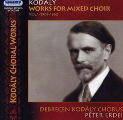 Turot eszik a Cigany - pour choeur mixte a cappella - PETER ERDEI