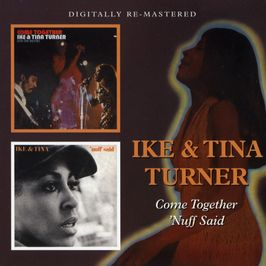 "Pochette de l'album ""Come together/ Nuff said"" par Ike And Tina Turner"