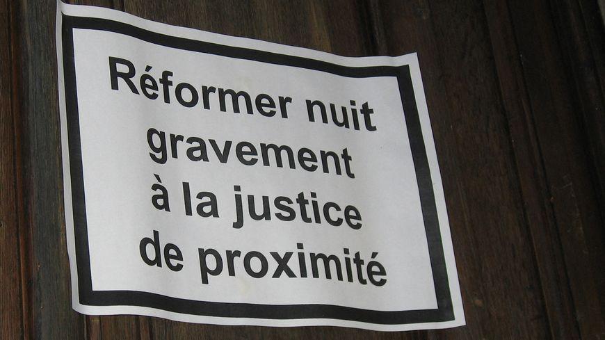 La réforme de la carte judiciaire entre en application