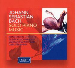 Partita pour piano n°4 en Ré Maj BWV 828 : 7. Gigue - CARL SEEMANN