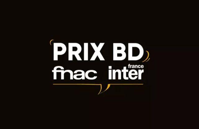 Prix BD FNAC France Inter