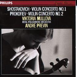 Concerto nº2 en sol min op 63 pour violon et orchestre : Andante assai - VIKTORIA MULLOVA