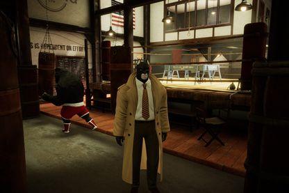 John Blacksad, à nouveau empêtré dans une sale affaire, cette fois en jeu vidéo et plus en BD