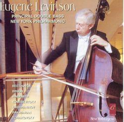 Valse miniature op 1 n°2 / Pour contrebasse et piano - EUGENE LEVINSON