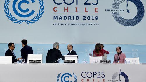 Échec de la COP25