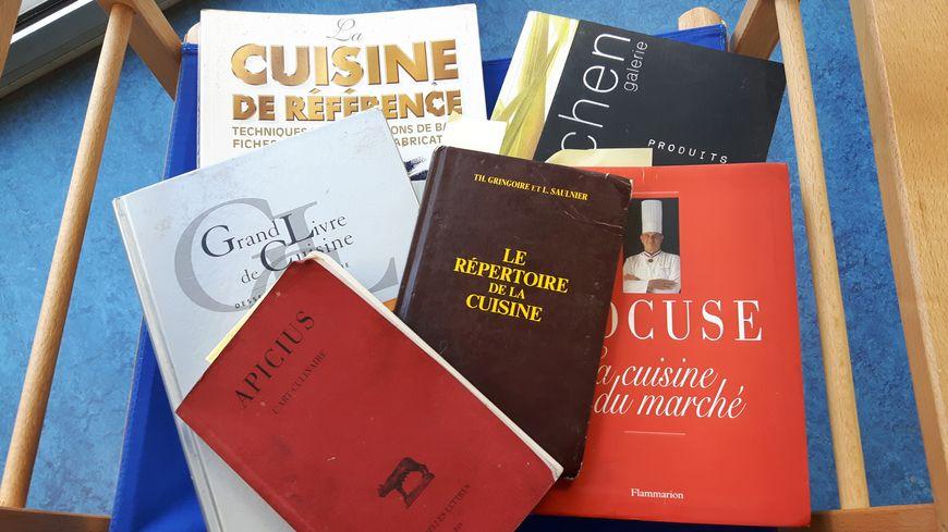 Les Livres De Cuisine De Reference