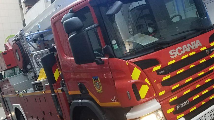 Un feu d'appartement a fait un blessé grave ce jeudi 26 décembre 2019 au Mans (illustration)