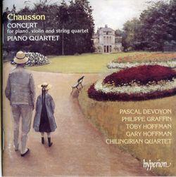 Quatuor avec piano en La Maj op 30 : 3. Simple et sans hâte - PASCAL DEVOYON