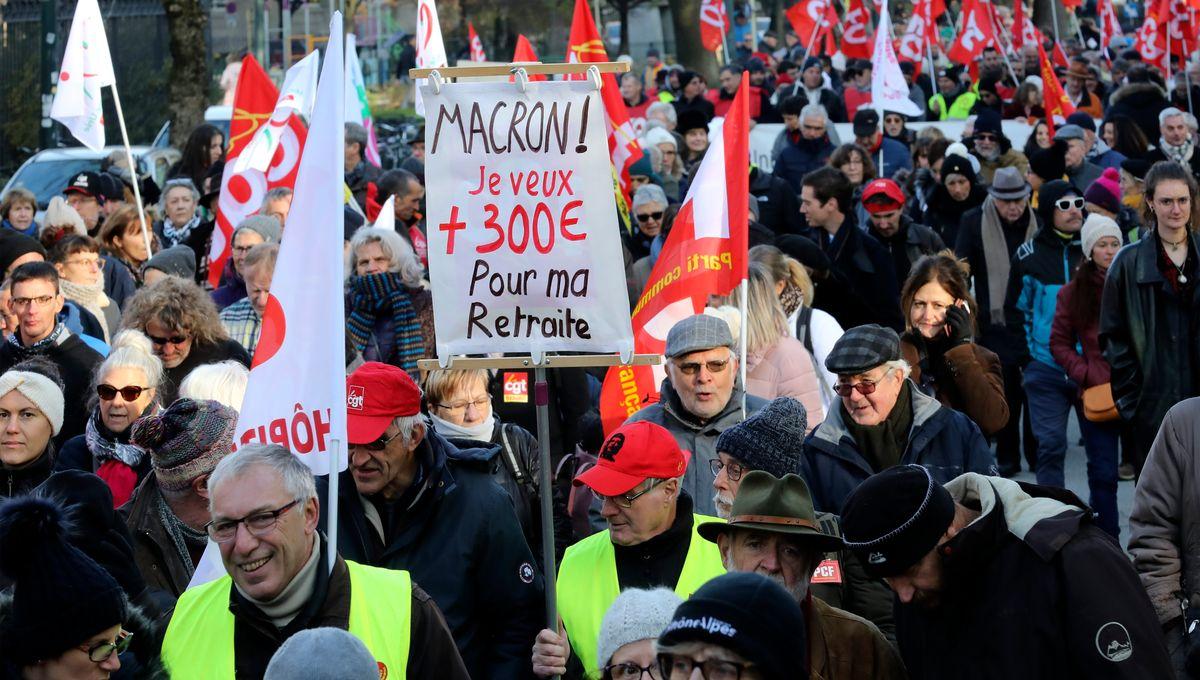 Retraites : quelles perturbations mardi en Pays de Savoie ?