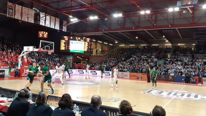 Toujours pas de victoire à l'exterieur cette saison pour le Limoges CSP battu à la Meilleraie de Cholet samedi soir