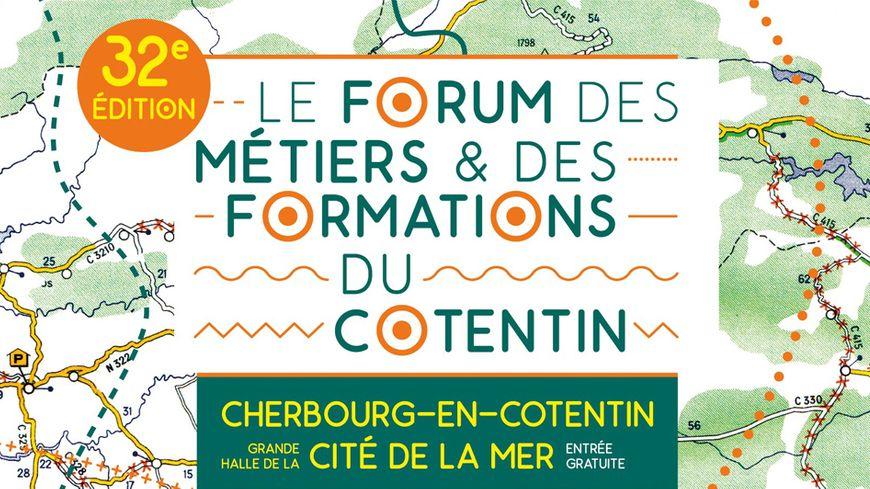 Le Forum des Métiers et des Formations du Cotentin à Cherbourg avec France Bleu