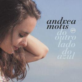 """Pochette de l'album """"Do outro lado do azul"""" par Andrea Motis"""