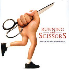 """Pochette de l'album """"BOF / Running with scissors - Courir avec des ciseaux"""" par Average White Band"""