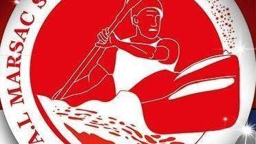 Logo de l'AL Marsac club de canoë kayak de Marsac sur l'Isle