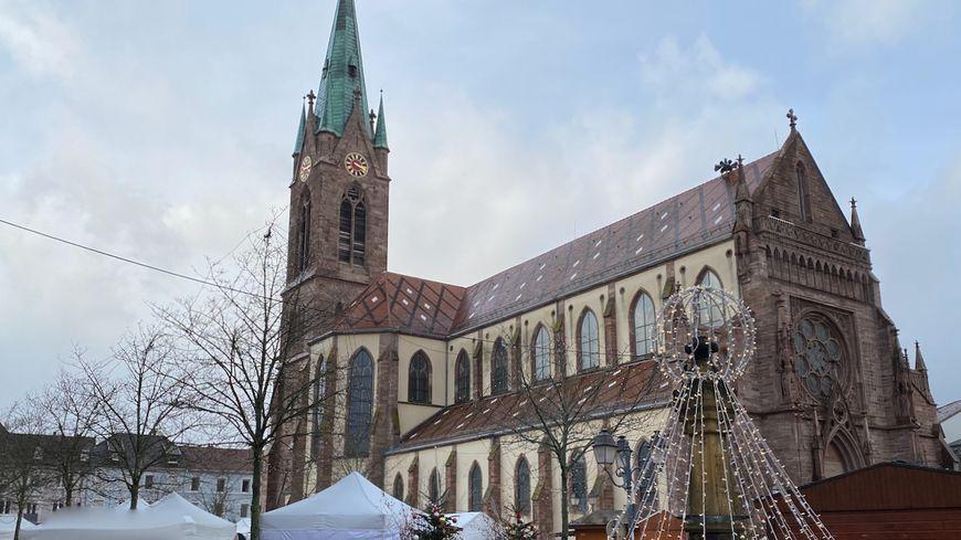 Cernay, l'église Saint Etienne