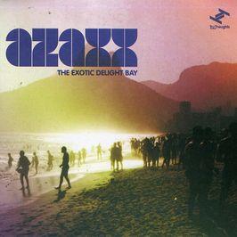 "Pochette de l'album ""The exotic delight bay"" par Azaxx"