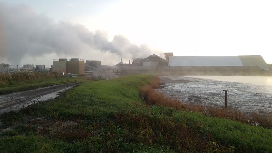 Les cheminées de la sucrerie de Bourdon sont désormais éteintes.