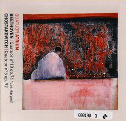 """Quatuor a cordes n°10 en Mi bemol Maj op 74 """"les harpes"""" : Allegretto con variazioni - QUATUOR ATRIUM"""