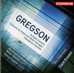 Concerto (homages) : Toccata - pour piano et vents - NELSON GOERNER