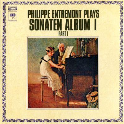 PHILIPPE ENTREMONT sur France Musique