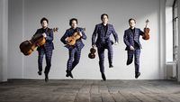 Le Quatuor Apollon Musagète à l'Auditorium du Louvre de Paris pour un programme 100% Schubert