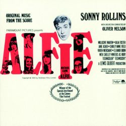 Alfie le dragueur : Alfie's theme differently - SONNY ROLLINS