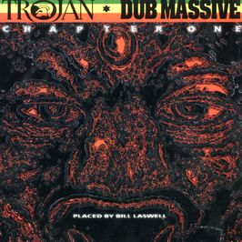 "Pochette de l'album ""Trojan dub massive / Chapter one"" par Gregory Isaacs Allstars"