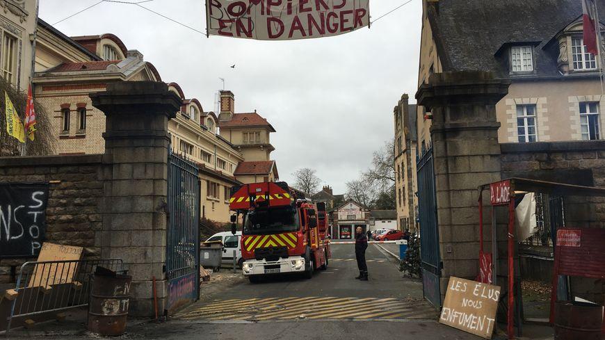 Au moins 29 pompiers ont été agressés en Ille-et-Vilaine depuis le début de l'année 2019