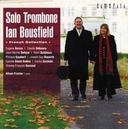 Le soir - arrangement pour trombone et piano - IAN BOUSFIELD