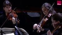 "Anton Dvorak : Quatuor à cordes n° 12 en fa majeur op. 96 ""Américain"", I. Allegro ma non troppo (Quatuor Mona)"
