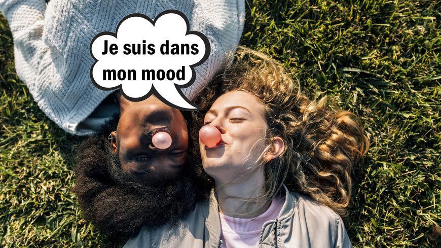 """Armance nous explique l'expression """"Je suis dans mon mood"""" dans le Dico des ados de France Bleu Besançon"""