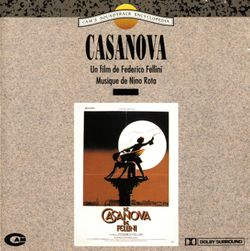 Casanova : The great molina - NON IDENTIFIE