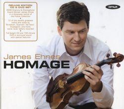 Suite populaire espagnole : El pano moruno - arrangement pour violon et piano - James Ehnes
