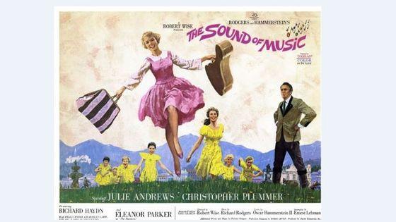 Affiche du film The Sound of Music (1965)