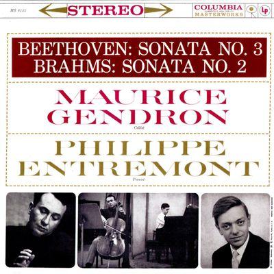 MAURICE GENDRON  PHILIPPE ENTREMONT sur France Musique